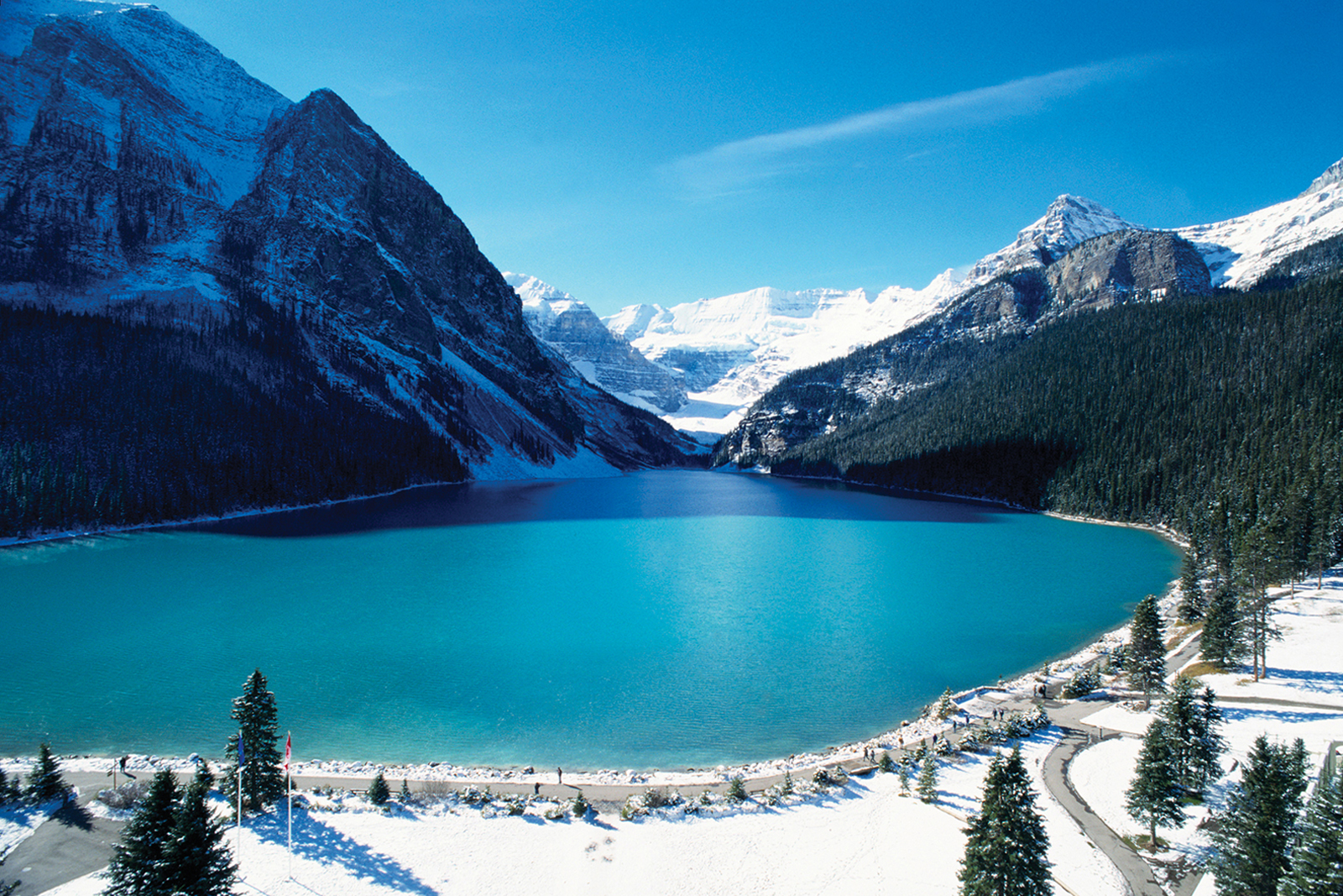 Lake Louise Sport & Recreation Centre Selects Book King Software