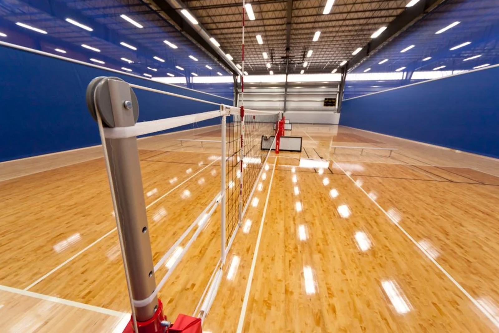 Edmonton Volleyball Centre Society Chooses Book King Software