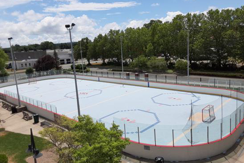 Amelia Park Ice Arena Selects Book King